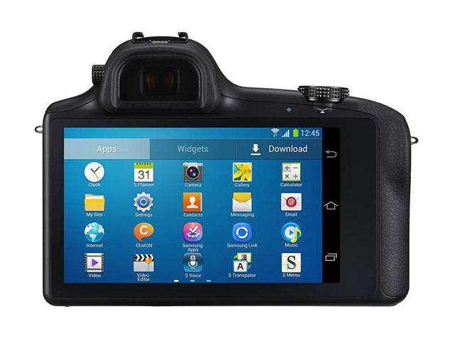 Samsung Galaxy NX : une seconde image
