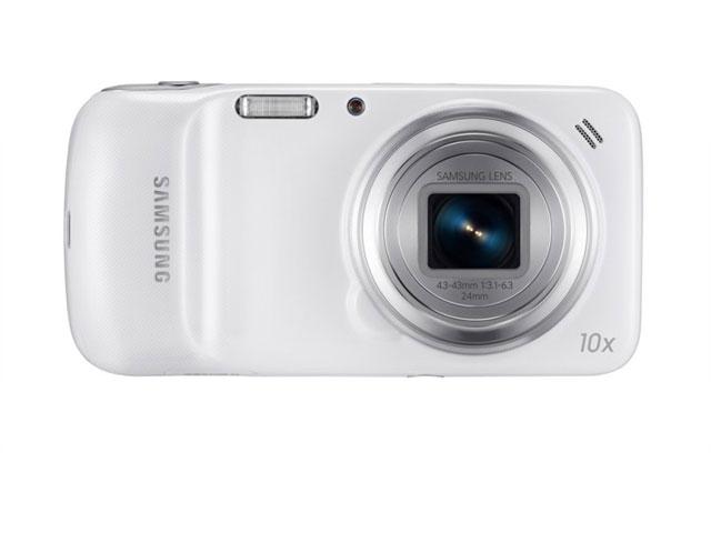Samsung Galaxy S4 Zoom : vue de dos (bis)