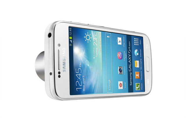 Samsung Galaxy S4 Zoom : l'écran tactile