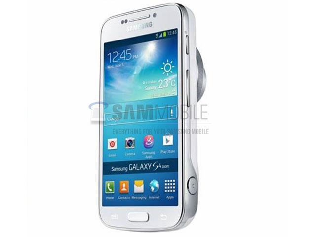 Photo Samsung Galaxy S4 Zoom