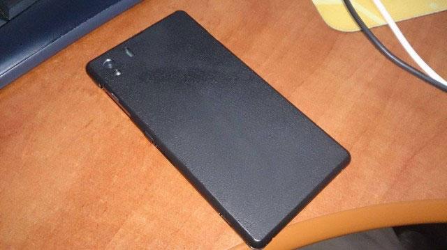 """Sony Xperia i1 """"Honami"""" : une cinquième image"""