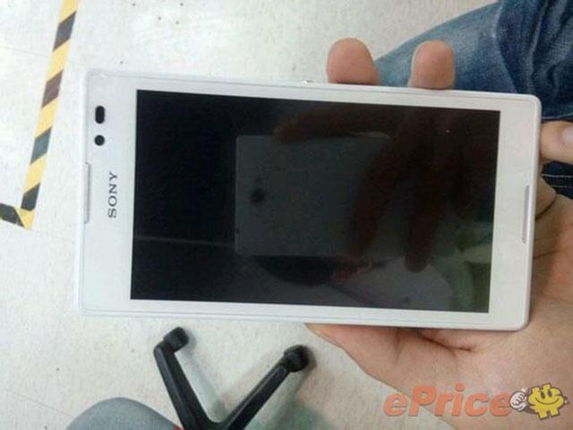 Sony Xperia ZU Togari : une nouvelle image (2)