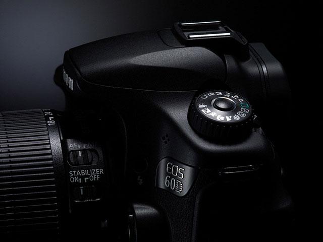 Spécifications Canon EOS 70D