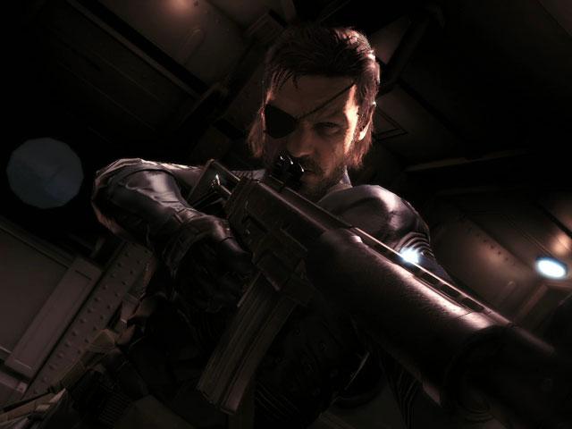 Nouvelle vidéo Metal Gear 5 The Phantom Pain