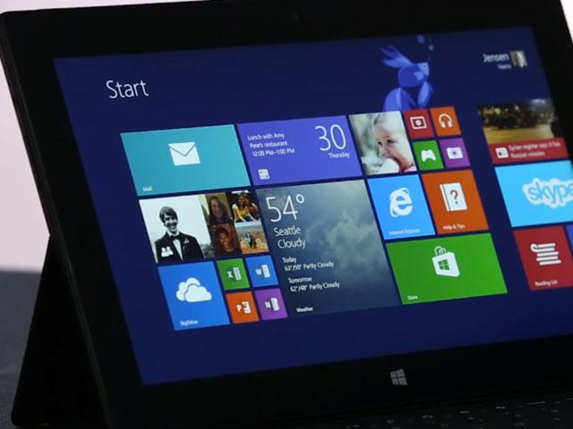Windows 8.1 : le nouvel écran d'accueil
