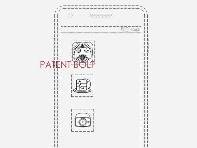 Brevet Samsung : une troisième image