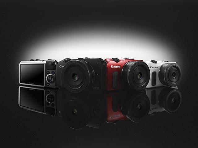 Annonce Canon EOS M Advanced