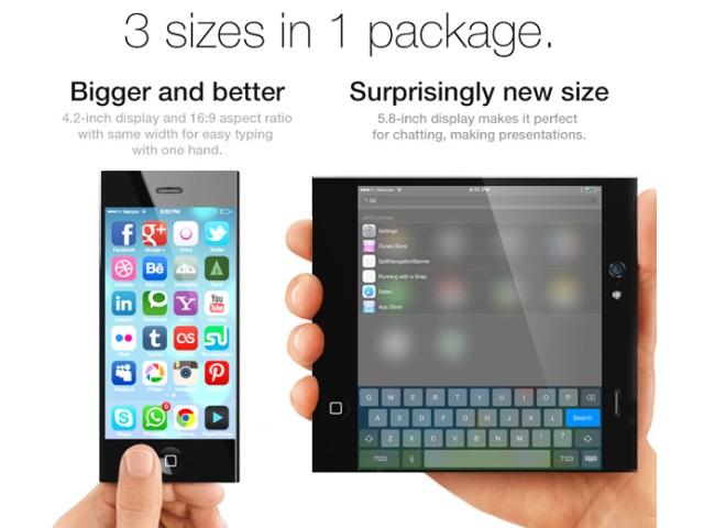 iPhone 6 : un concept flexible, image 2