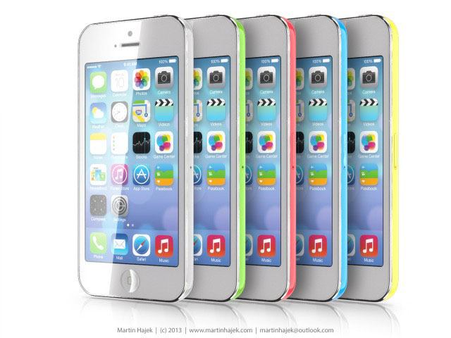 """Concept iPhone """"low cost"""" : une seconde image"""