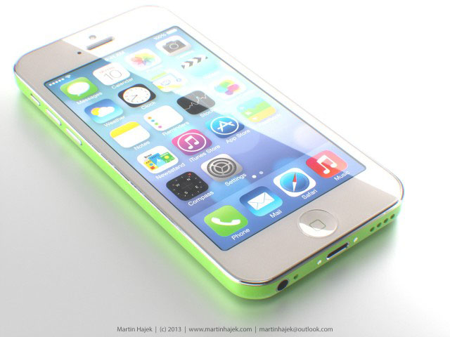 """Concept iPhone """"low cost"""" : une troisième image"""