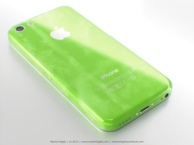 Concept iPhone «low cost» : une quatrième image