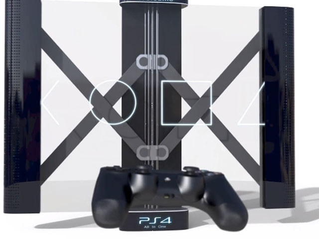 Concept PlayStation 4