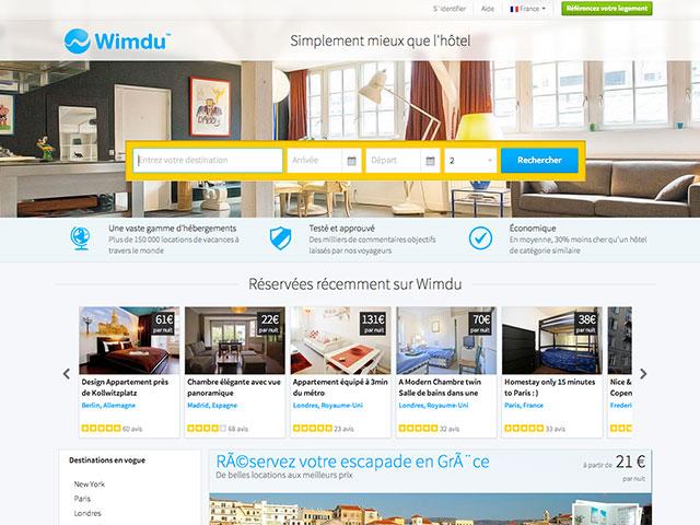 Concours Wimdu