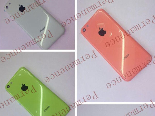 """Coques arrières iPhone """"low cost"""""""