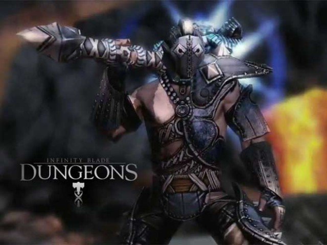 Fin Infinity Blade Dungeons