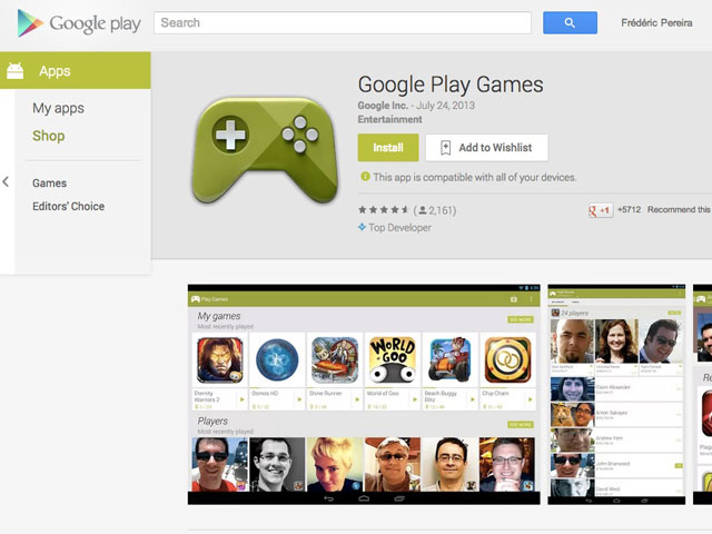 Easter Egg Google Play Games