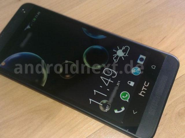 Présentation HTC One Mini HTC One Max
