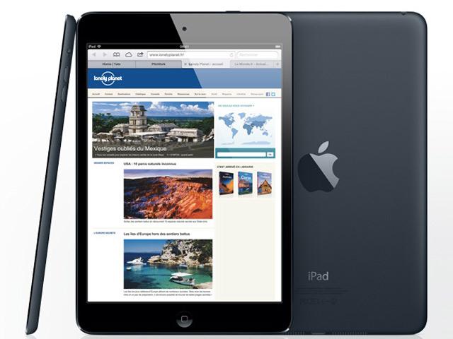 iPad Mini 2 iOS 7