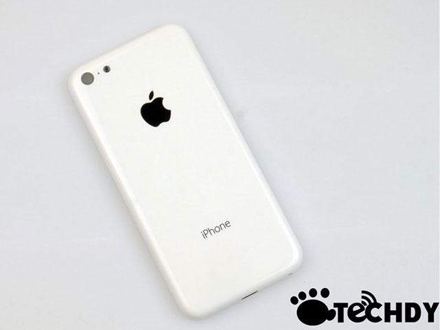 iPhone low cost : une seconde photo de la coque arrière