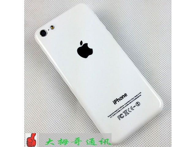 "iPhone ""low cost"" : une troisième photo de la copie chinoise"