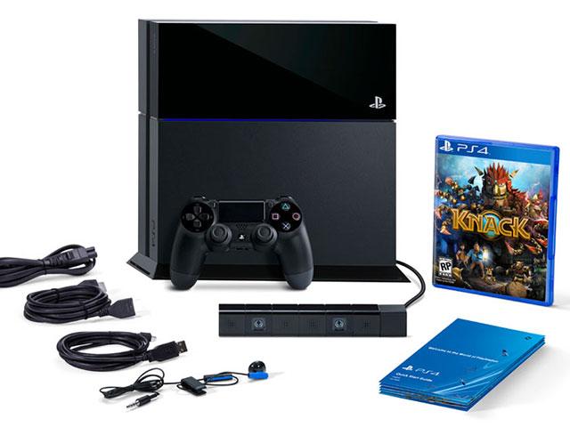 Date de sortie PlayStation 4