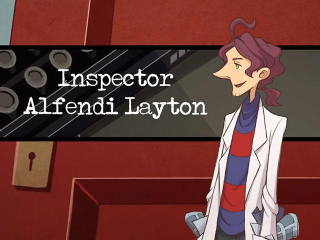 Layton Brothers Mystery Room : Alfendi Layton
