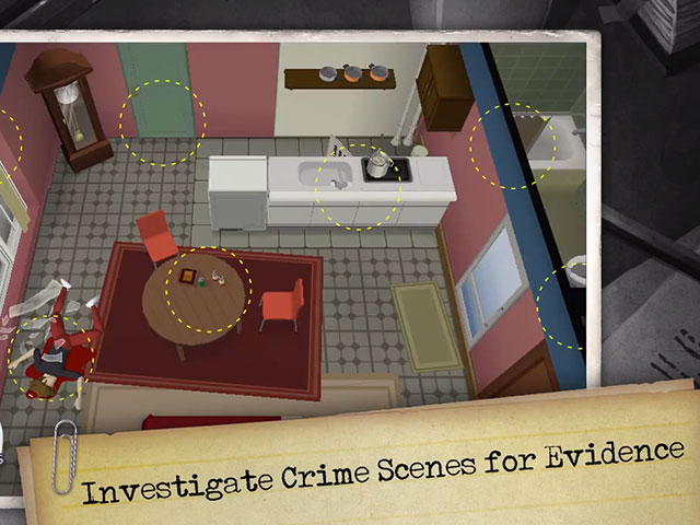 Layton Brothers Mystery Room : une pièce à fouiller