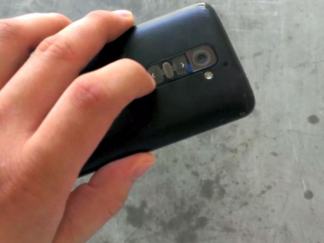LG Optimus G2 : une seconde image