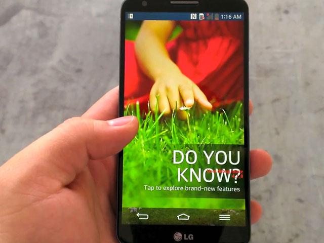 LG Optimus G2 : une cinquième image