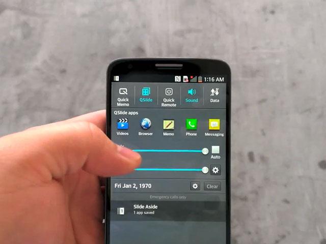 LG Optimus G2 : une sixième image