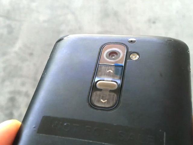 LG Optimus G2 : une septième huitième