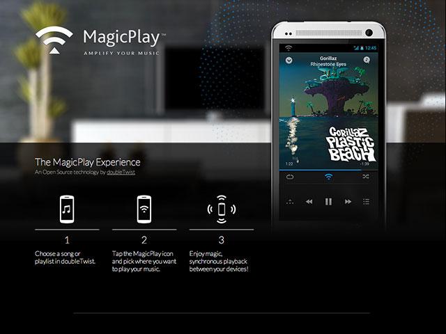 MagicPlay DoubleTwist