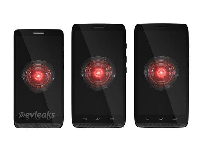 Nouveaux smartphones Motorola