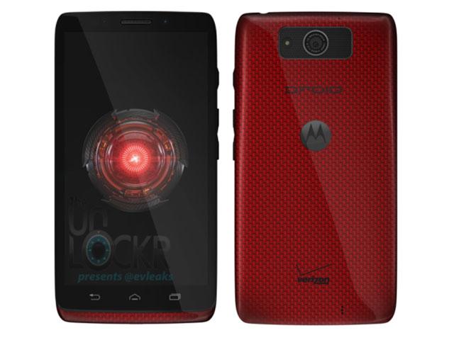 Motorola Droid Ultra rouge