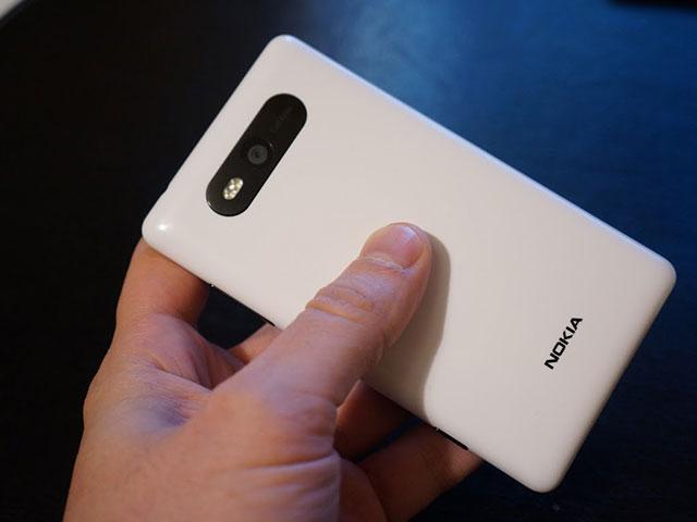 Nokia Amber Windows Phone