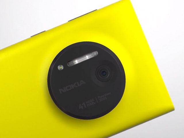 Nokia Lumia 1020 : une seconde image