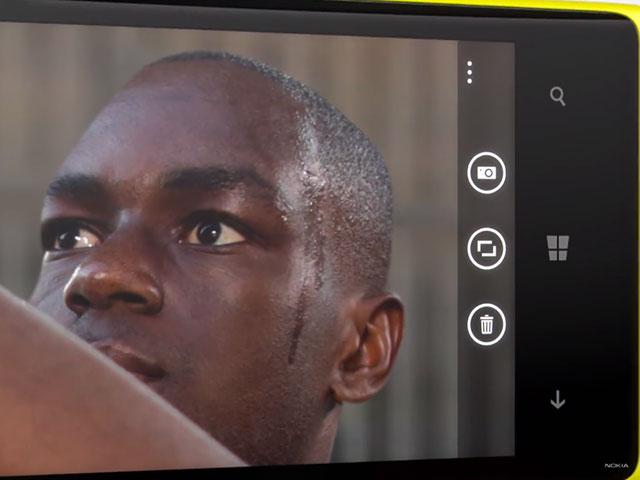 Nokia Lumia 1020 : une troisième image