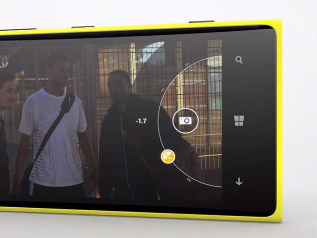 Nokia Lumia 1020 : les réglages manuels (bis)