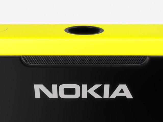 Nokia Lumia 1020 : la coque en unibody