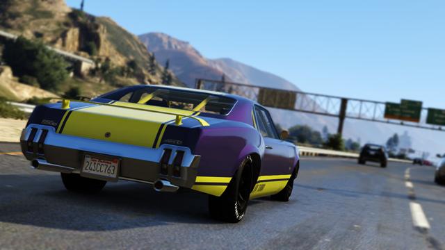 GTA 5 : une première capture (juillet 2013)