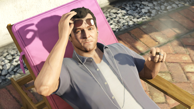 GTA 5 : une dixième capture (juillet 2013)