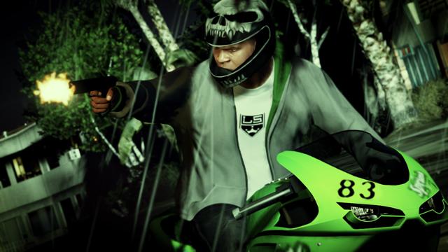 GTA 5 : une douzième capture (juillet 2013)