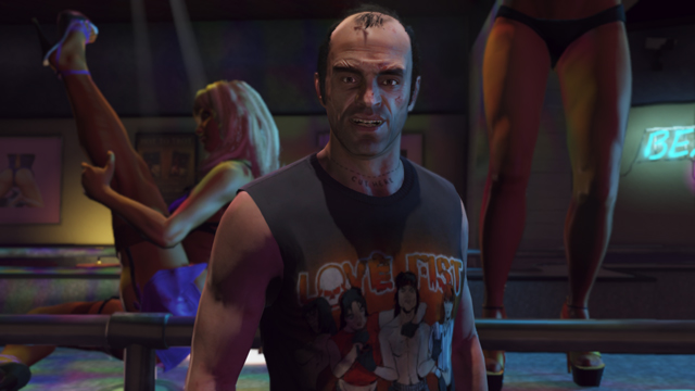 GTA 5 : une seconde capture (juillet 2013)