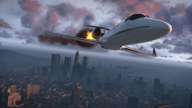 GTA 5 : une troisième capture (juillet 2013)