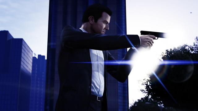 GTA 5 : une quatrième capture (juillet 2013)