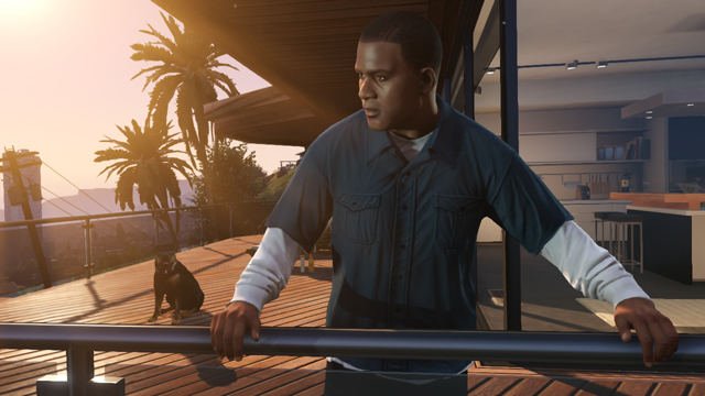 GTA 5 : une sixième capture (juillet 2013)