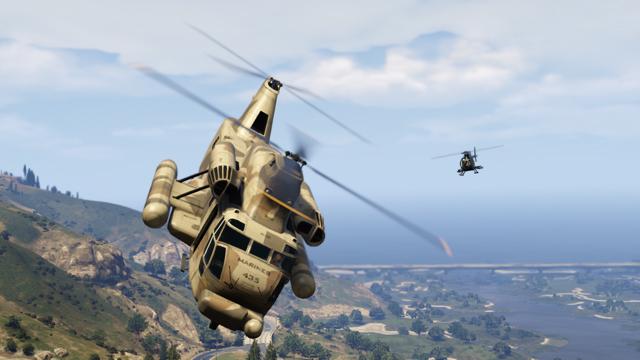 GTA 5 : une septième capture (juillet 2013)