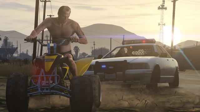 GTA 5 : une huitième capture (juillet 2013)
