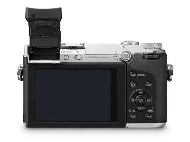 Panasonic Lumix GX7 : une quatrième image