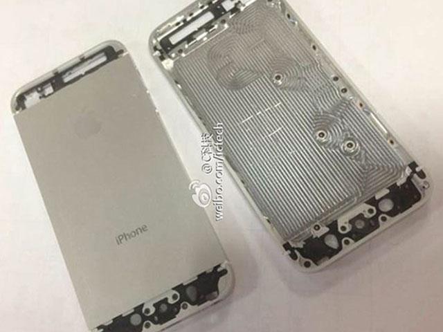 iPhone 5S : une première image de la coque arrière